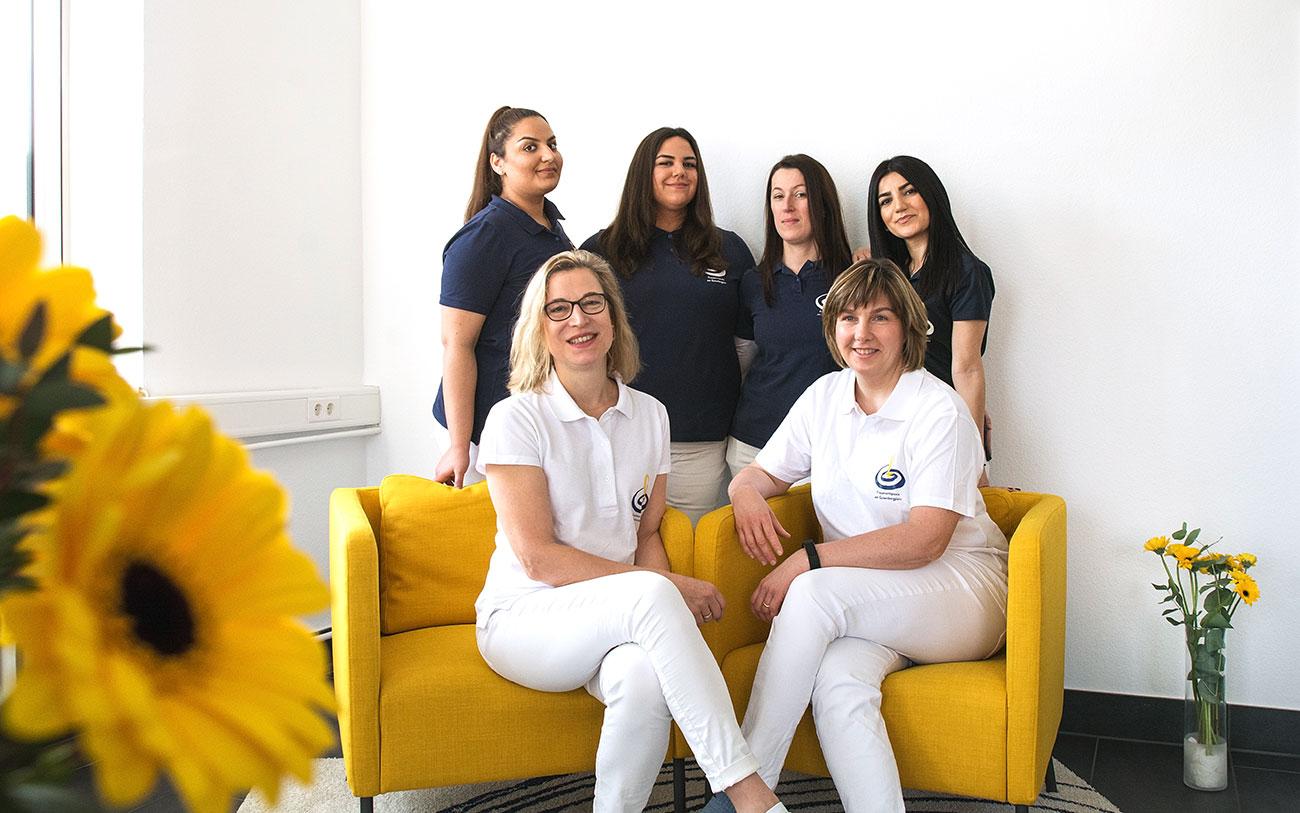 Team Frauenarztpraxis am Gutenbergplatz